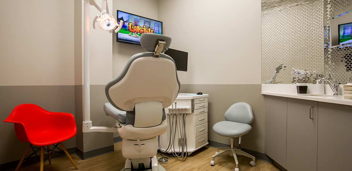 Orthodontist office chair